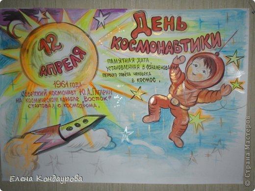 Картинки ко дню космонавтики